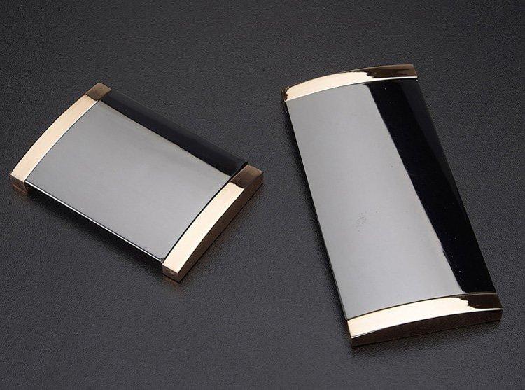 Modern Rose Gold Handles Cabinet Door Drawer Pull Shoe Cabinet ...