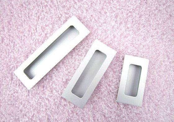 ... Home Hardware Aluminum Alloy Dark Handle Sliding Door Handle Drawer  Pulls(C.C.:96mm,