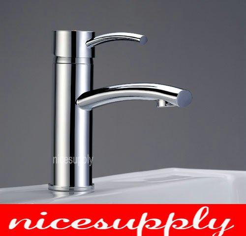 Faucet Modern Chrome Bathroom Basin Mixer Tap B312 Health Faucet Bathroom Fa