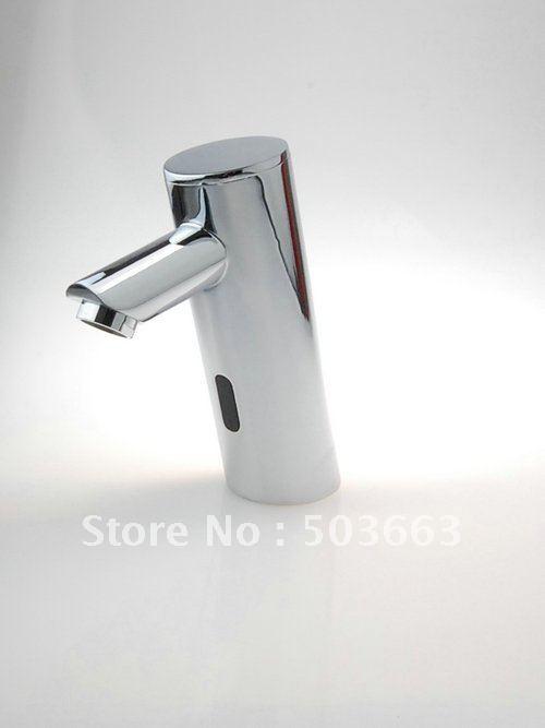 Hands Free Automatic Sensor Mixer Bathroom Basin Faucet Sink Tap Cm0317 Automatic Sensor Faucet