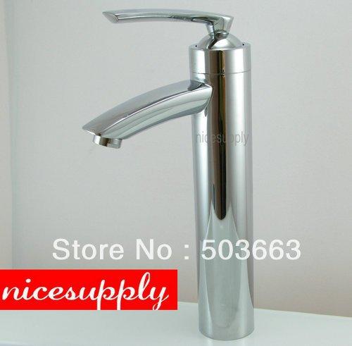 Single Hole Bath Tap : Single Hole Bathroom Basin Sink Mixer Tap Faucet Vanity Faucet Chrome ...