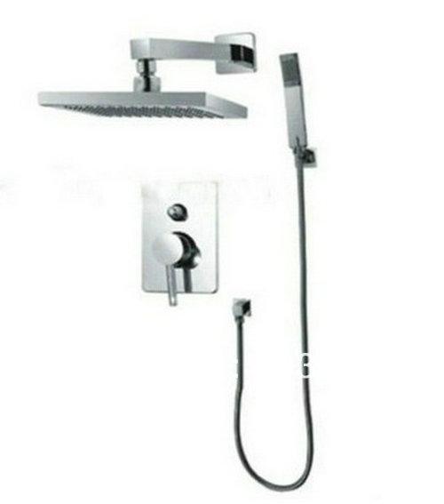Wholesale Bathroom Rain Shower Faucet Grand Shower Head Set S 622 Shower Fau