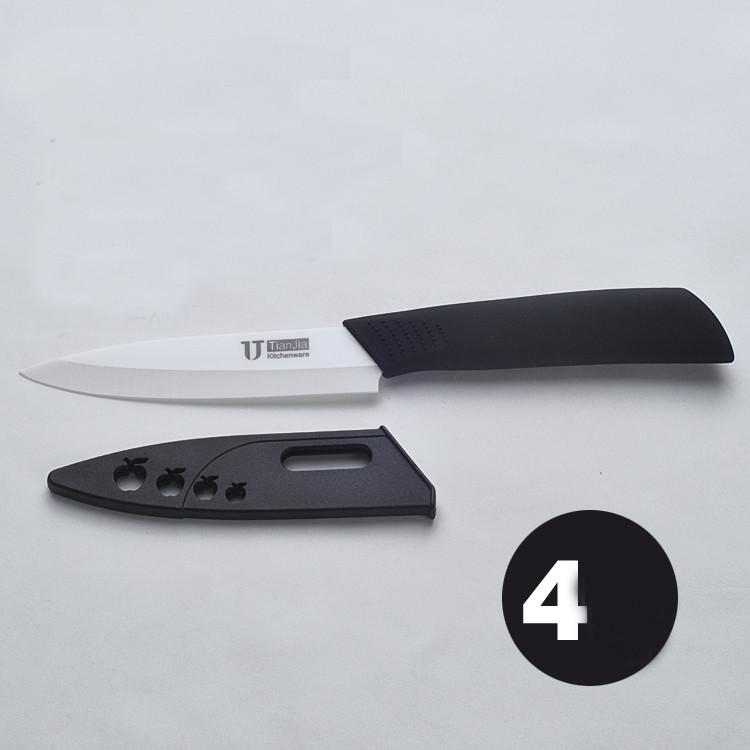 singapore post drop free shipping black handle ceramic knives sets 4 5 6 inch peeler holder. Black Bedroom Furniture Sets. Home Design Ideas