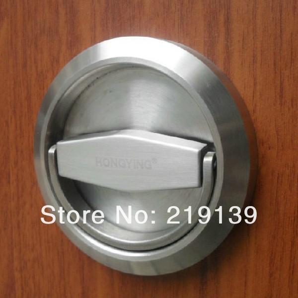 Stainless Steel Furniture Cabinet Recessed Cup Door Handle Drawer