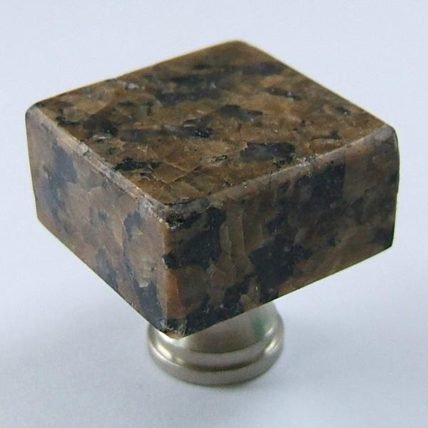 Tropical brown brown granite knobs and handles for - Bathroom vanity knobs and handles ...