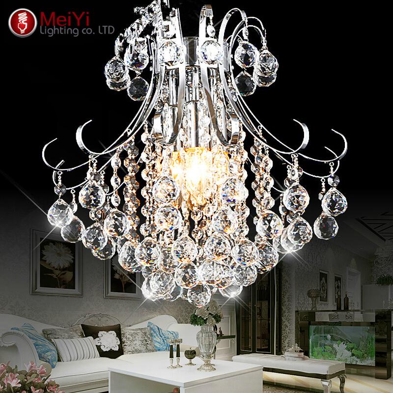 2016 luxury crystal chandelier living room lamp lustres de. Black Bedroom Furniture Sets. Home Design Ideas