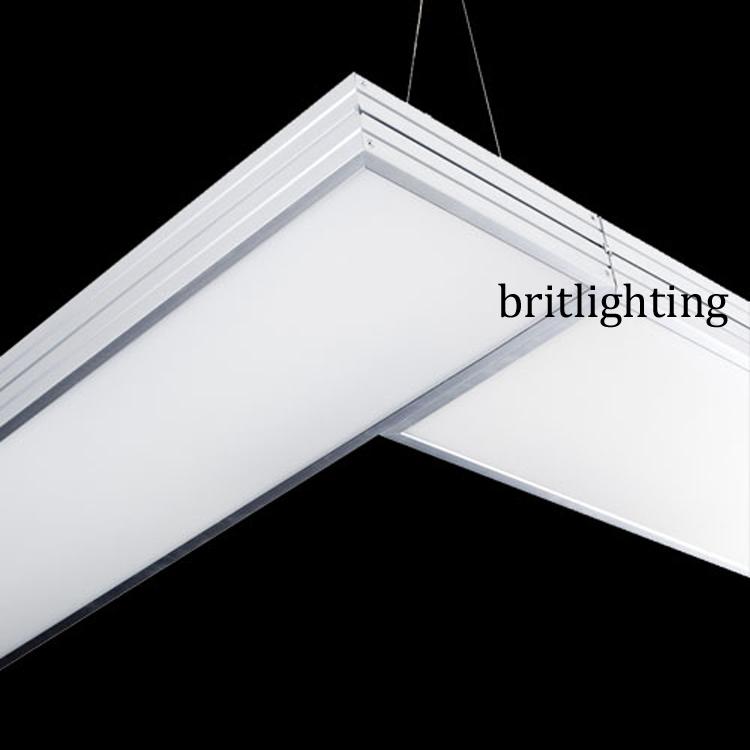 Black Pendant Lights Modern Office Hanging Lamps Led Tube Meeting Room  Linear Suspension Energy Efficiency Office