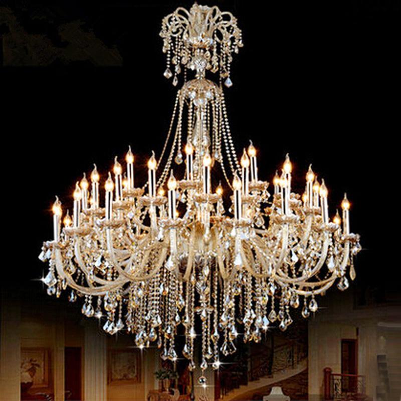 Chandelier Crystal Lamps Modern Crystal Chandelier Led Big