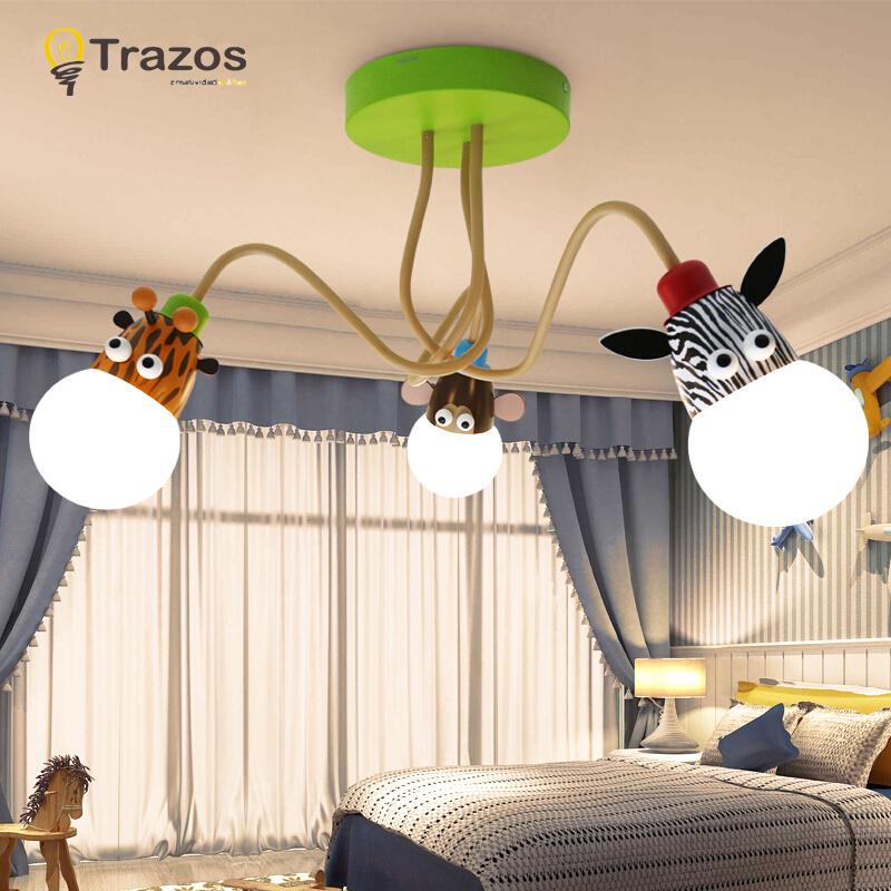 Light Model Animal Giraffe Lovely Lamps