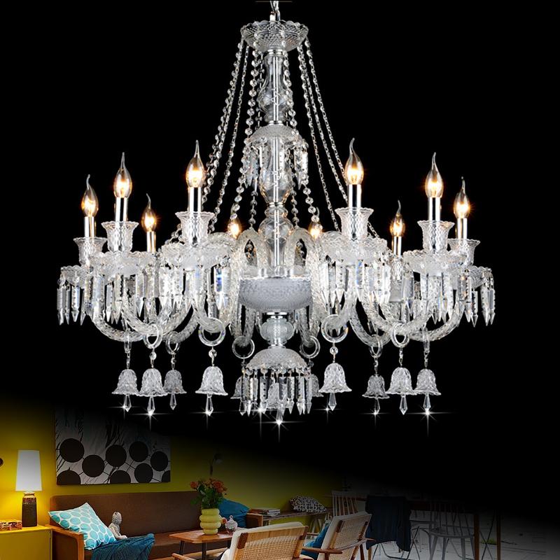 Decorative Hanging Lights Modern Light Living Room Chandelier Crystal  Ceiling Mounted Chandelier Flush Mount Lamp Dining Part 87