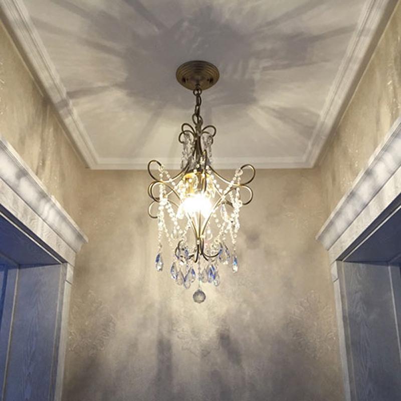 Hallway Chandeliers Stairs Passage Lamp Hallway Lighting Fixtures Passway Hanging Light Mini