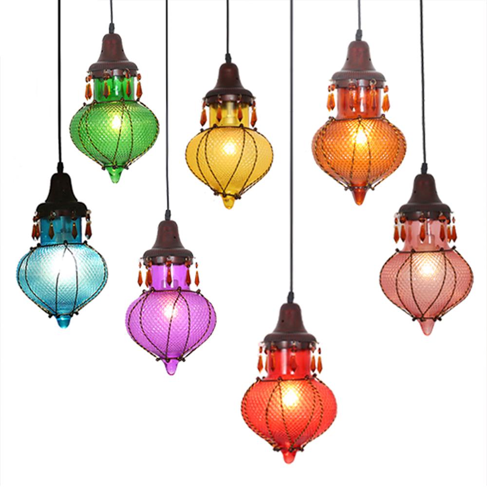 Interior Lamp Hanging Globe Light Restaurants Coffee Shop