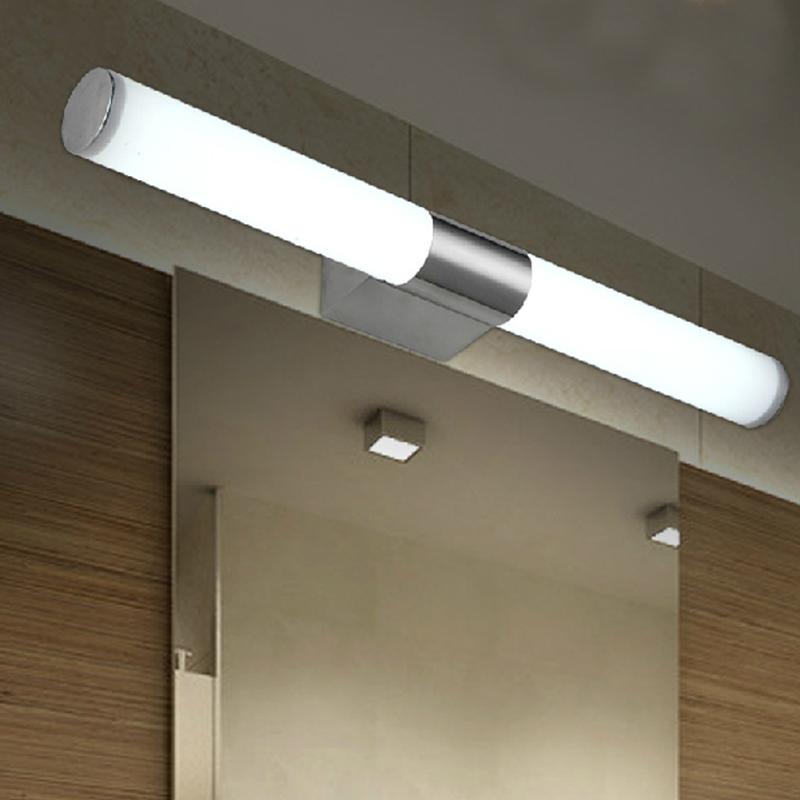 Lighting bathroom fixtures