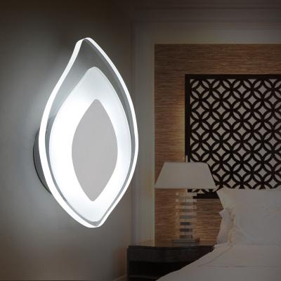 Promotion Wall Mounted Bathroom Mirror Led Wall Light Living Sitting Room Foyer Bedroom Modern