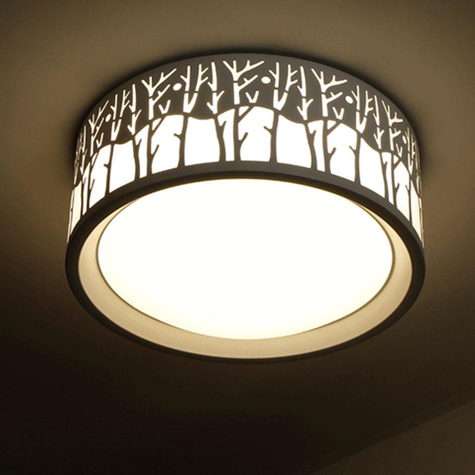 Modern 24w 30cmx30cm Square Led Ceiling Light Led Ceiling: 24w Modern Led Flush Mount Surface Mounted Square Shape