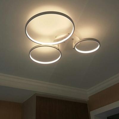 Modern Ceiling Led Circle Flush Mount Led Ceiling Light