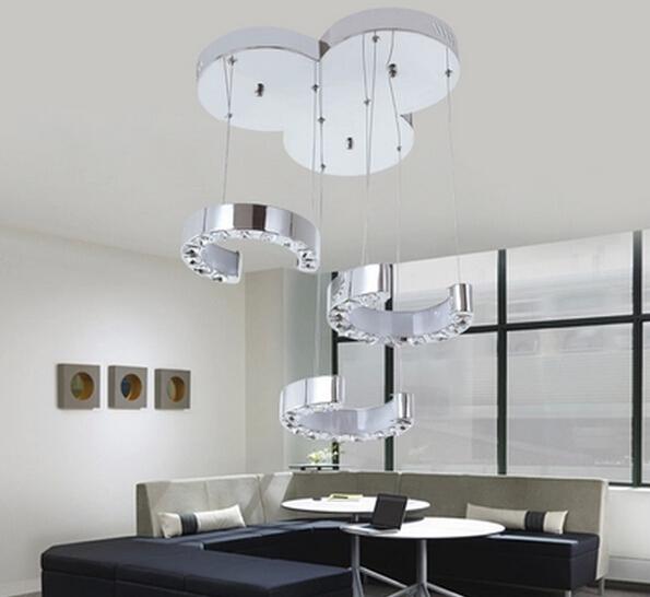 new c design novelty lighting led pendant lights dinning. Black Bedroom Furniture Sets. Home Design Ideas