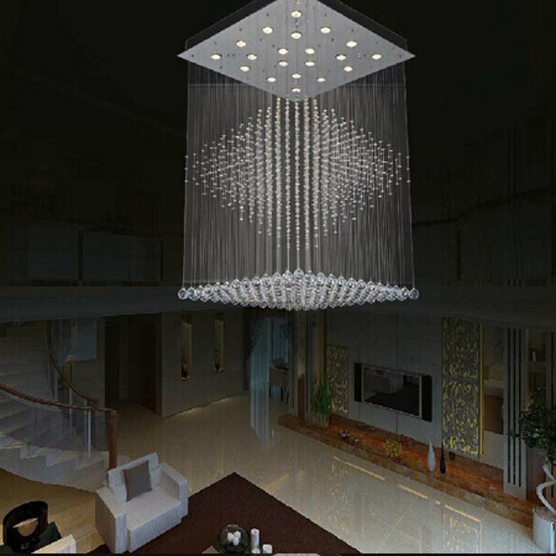 selling large crystal chandeliers lamp lustre led light modern el chandelier fast modern. Black Bedroom Furniture Sets. Home Design Ideas