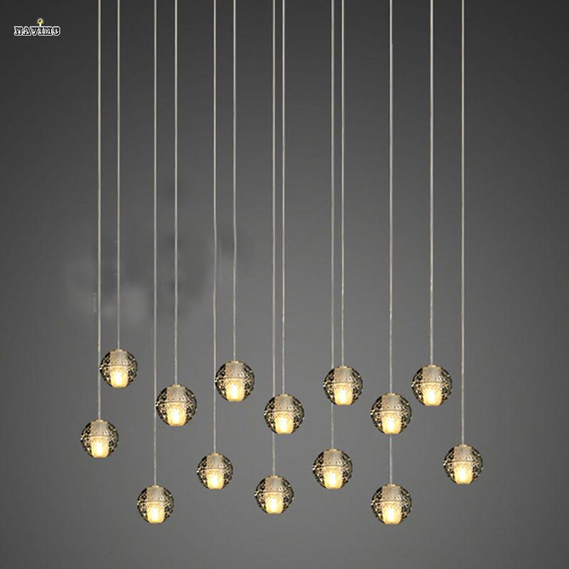 Modern Gl Ball Chandeliers Chandelier Designs