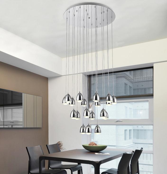 light fixtures for living dining room hanging lamp indoor