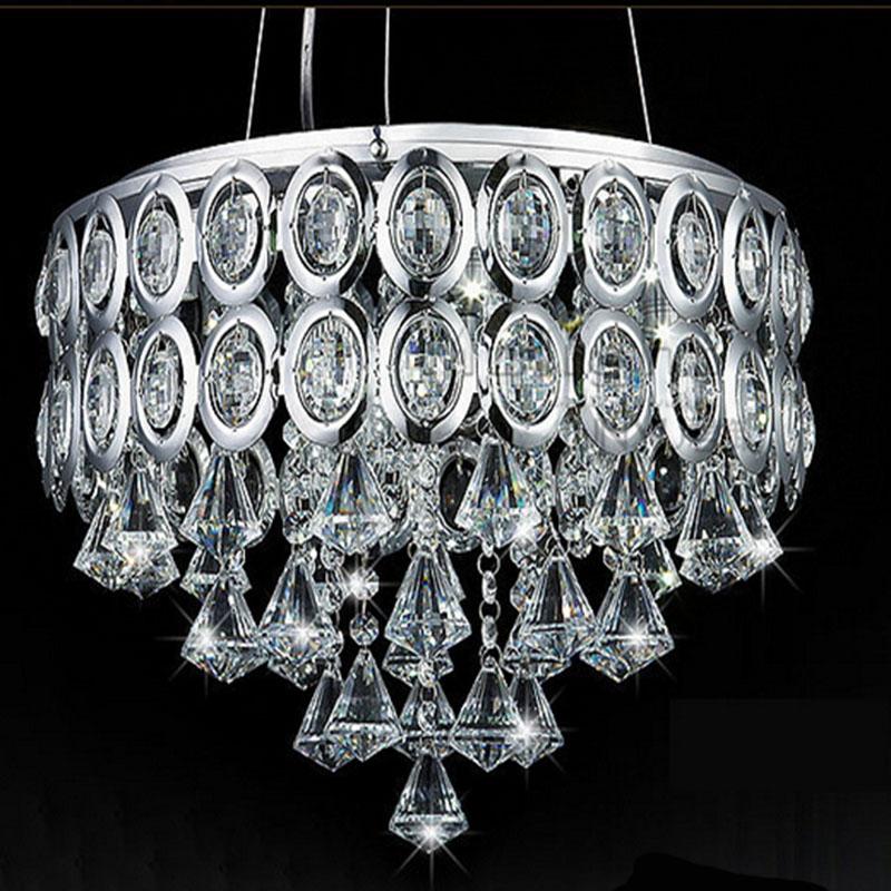 Crystal Chandelier Modern Home Fitment Lighting Fixtures