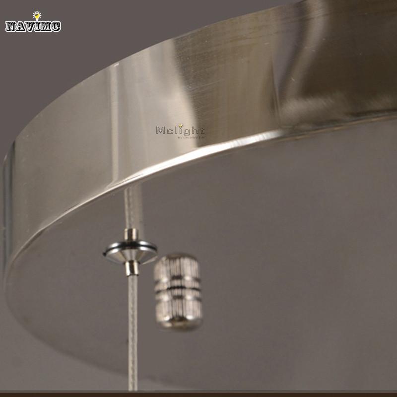 modern stairwell lighting. diy modern led crystal pendant lights fixtures magic ball lustre loft stairwell lighting meteor l