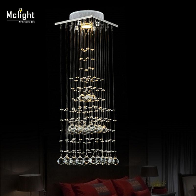 Factory Direct Pendant Light Europe Luxury Crystal Lamp