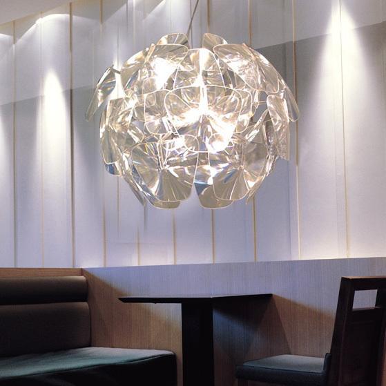 modern reflective acrylic pendant lights dinning room lighting with e14 l& diameter 70cm for kids room & modern reflective acrylic pendant lights dinning room lighting ... azcodes.com