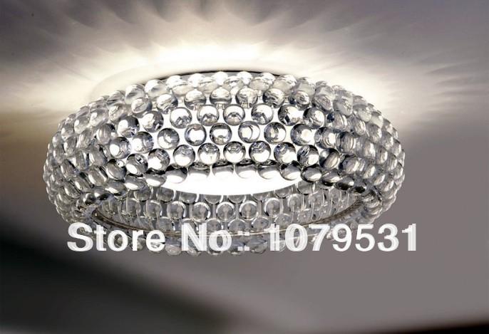 Plafoniera Foscarini : Modern 500mm 19.7inch size foscarini caboche ball ceiling lamp with