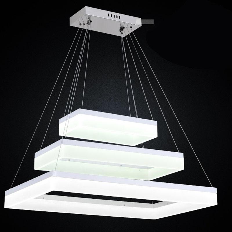 Rectangle Light Fixture Custom Interior Furniture New