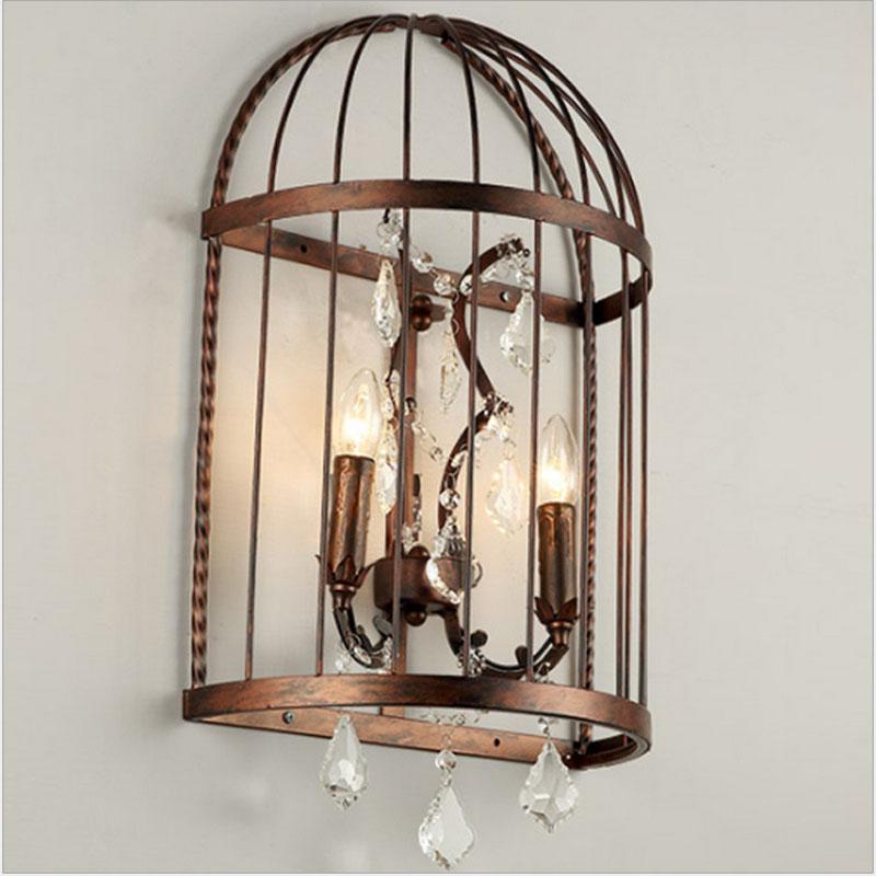 Fedex 18 light swan red chandelier large chandeliers led - Lampara industrial vintage ...